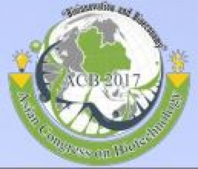 "The 13th Asian Congress on Biotechnology (ACB 2017) ""Bioinnovation and Bioeconomy"""