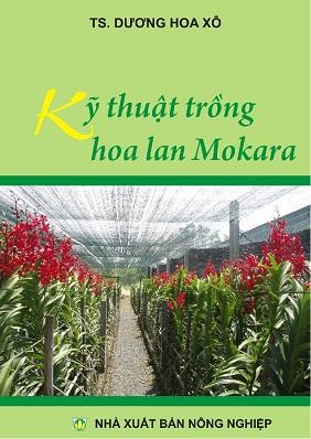 Sách kỹ thuật trồng lan Mokara